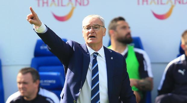 Leicester manager Claudio Ranieri, pictured, replaced Nigel Pearson last summer and has taken the Foxes to the brink of the title