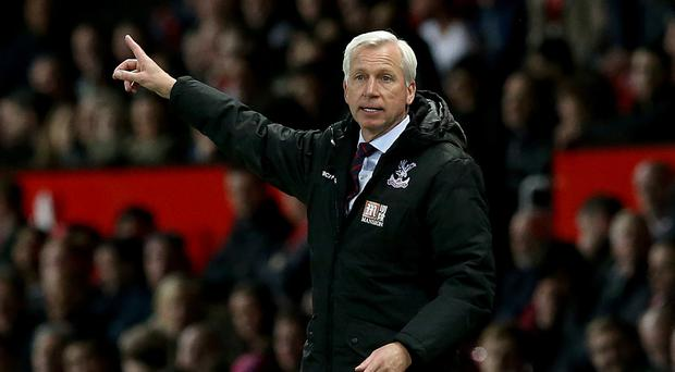 Crystal Palace manager Alan Pardew has a near fully-fit squad for Sunday's FA Cup semi-final against Watford