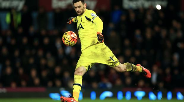 Hugo Lloris has been one of Tottenham's star performers this season