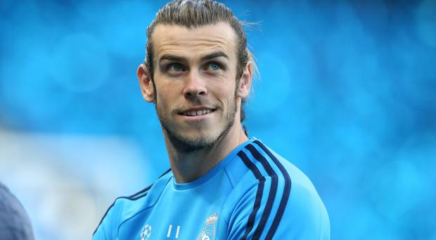 Gareth Bale is preparing to face Manchester City
