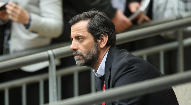 Quique Sanchez Flores became Watford's fifth manager in a year when he was appointed last summer
