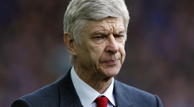 Arsene Wenger has come under fire after Arsenal's failure to mount a title challenge
