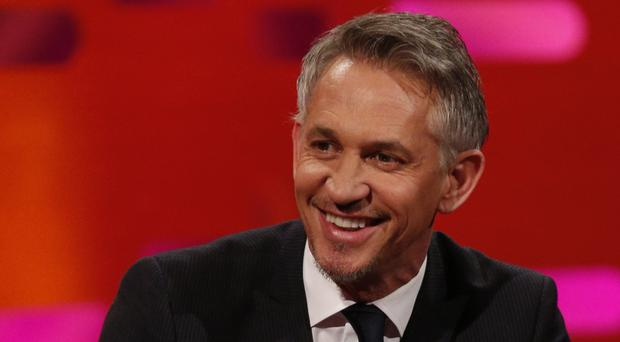 Leicester-born Gary Lineker could present Match of the Day in his underwear if the Foxes win the Barclays Premier League