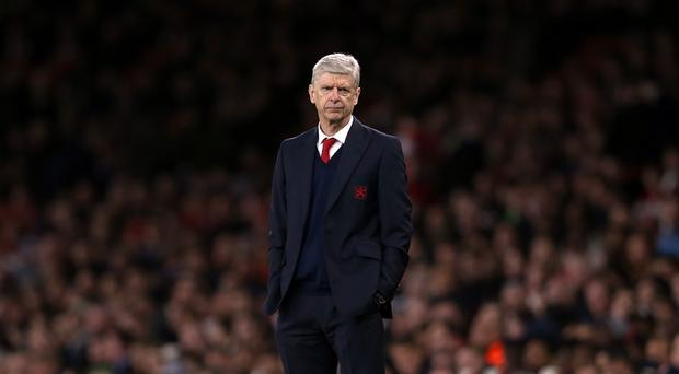 Arsenal manager Arsene Wenger has had to deal with calls from fans for him to leave this summer