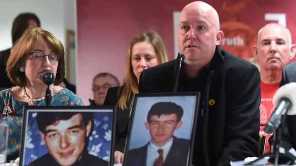 Stephen Wright lost his brother Graham in the Hillsborough disaster