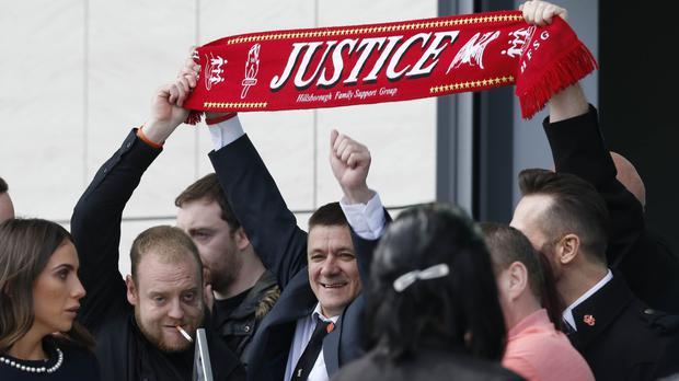 The jury at the Hillsborough Inquest has concluded that the 96 Liverpool fans who died in the disaster were unlawfully killed