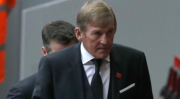 Former Liverpool player and manager Kenny Dalglish paid tribute to the tireless efforts of Hillsborough campaigners