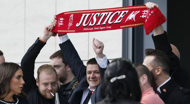 The jury at the Hillsborough Inquest delivered their verdict on Tuesday