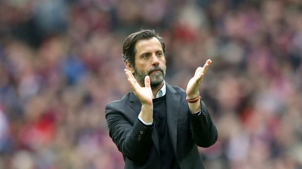 Watford manager Quique Sanchez Flores has seen speculation over his future, but the club insist no change is imminent