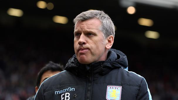 Aston Villa caretaker manager Eric Black is the club's fourth boss of the season.