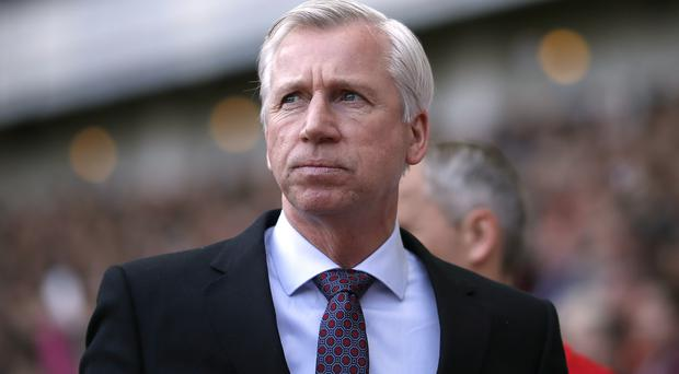 Crystal Palace manager Alan Pardew on Saturday returns to Newcastle for the first time since leaving the club