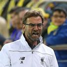 Liverpool manager Jurgen Klopp is unhappy about Sunday's kick-off time.