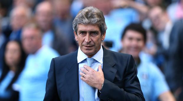 Manuel Pellegrini feels Manchester City could be at a disadvantage going into the Real Madrid clash