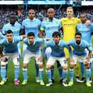 Manchester City face Southampton in the Premier League this weekend