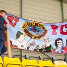 Aston Villa fans saw an improved display but another defeat