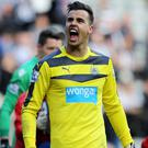 Newcastle goalkeeper Karl Darlow was the unlikely hero against Crystal Palace