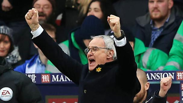 Leicester manager Claudio Ranieri has won the first top-flight title of his career with the Foxes