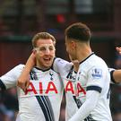 Dele Alli (right) and Harry Kane (left) can be part of a bright future for Tottenham.