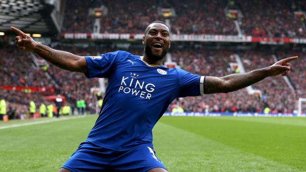 Leicester captain Wes Morgan has helped the Foxes to a record-breaking title-winning campaign.