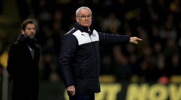 Claudio Ranieri's Leicester will lift the Premier League trophy on Saturday