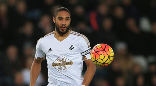 Wales skipper Ashley Williams will not play for Swansea again this season