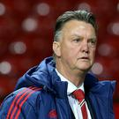 Manchester United manager Louis van Gaal says nothing has changed in the race for fourth place