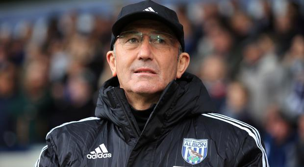 West Brom boss Tony Pulis signed a two-and-a-half year deal at The Hawthorns in January 2015