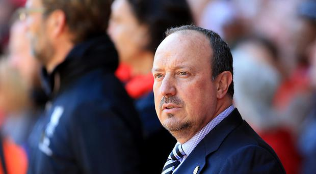 Rafael Benitez believes Andros Townsend can play for England at Euro 2016