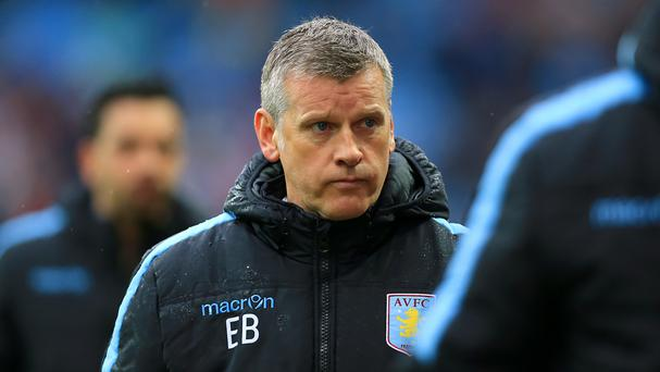 Aston Villa caretaker manager Eric Black does not know what the future holds