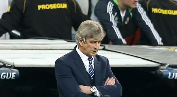 Manuel Pellegrini says Manchester City cannot afford to miss out of the Champions League