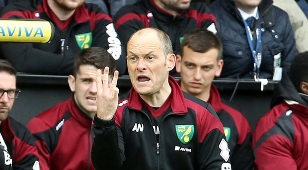 Norwich manager Alex Neil knows the importance of his team's final three matches as they battle to stay in the Barclays Premier League