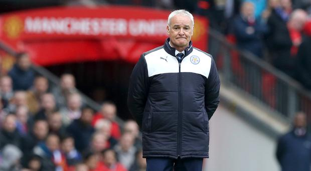 Claudio Ranieri knew a return to management was imminent before he took over at Leicester