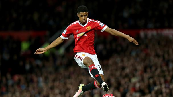 Could Manchester United's Marcus Rashford be set for a new deal?
