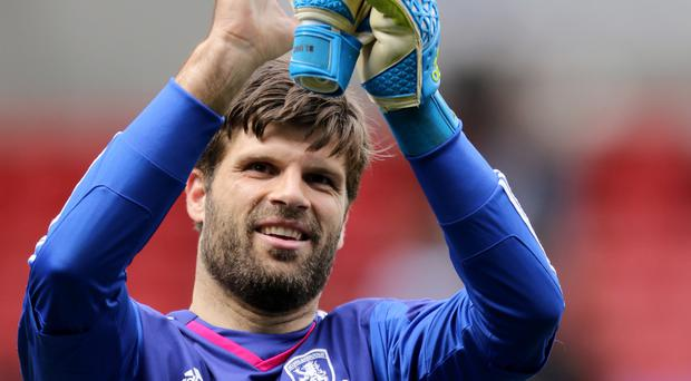 Dimi Konstantopoulos has played a starring role for Boro this term