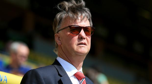 Louis van Gaal's Manchester United side have moved within one point of neighbours Manchester City
