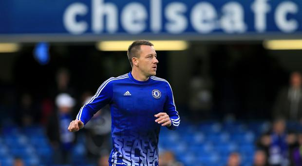 John Terry appears to have played his final game for Chelsea