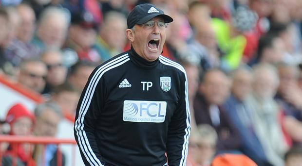 West Brom manager Tony Pulis believes the future looks bright for talented teenager Jonathan Leko