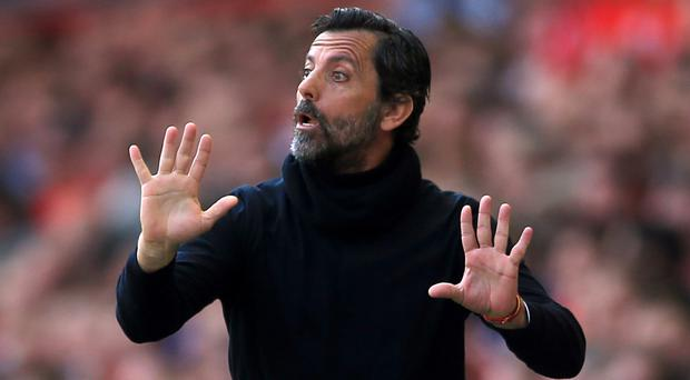 Watford manager Quique Sanchez Flores will leave at the end of the season
