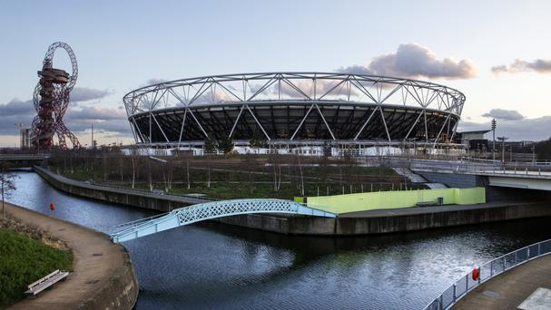 The Olympic Park will be West Ham's home from next season