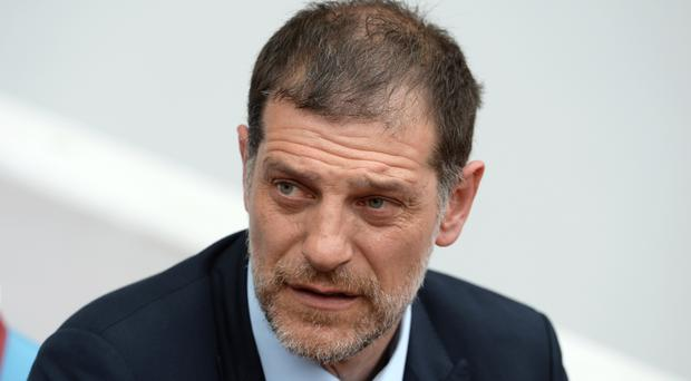 Slaven Bilic and West Ham will bid farewell to Upton Park on Tuesday night