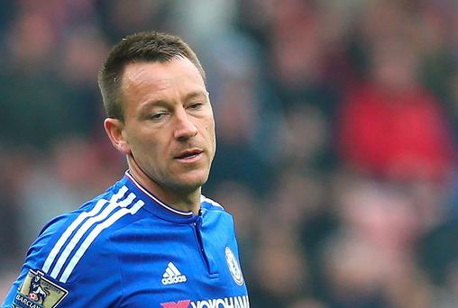 John Terry. Photo: Getty
