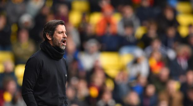 Quique Sanchez Flores has urged Watford to give Norwich everything they have got