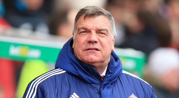 Sunderland manager Sam Allardyce wants his side to take their first chance to secure safety