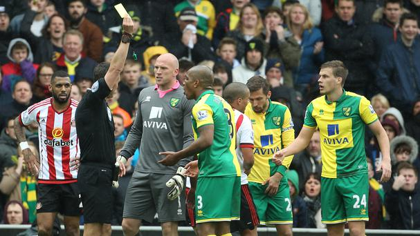 Norwich's home defeat against relegation rivals Sunderland proved key in their failure to stay up