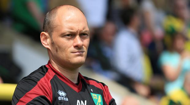 Alex Neil refused to discuss his future at Norwich