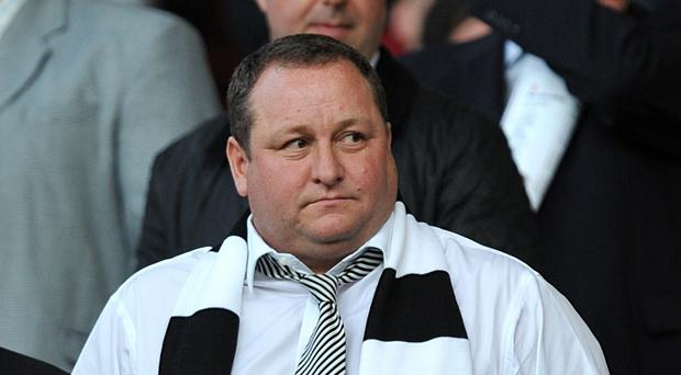 Newcastle have suffered a second relegation under owner Mike Ashley