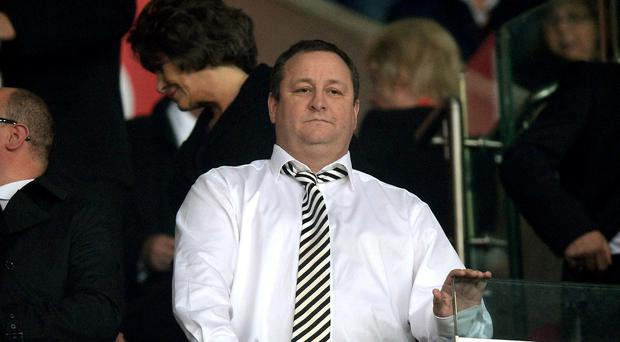 Newcastle owner Mike Ashley invested £80million in players last summer