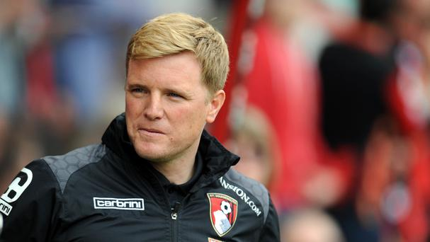 Bournemouth manager Eddie Howe has steered his club to Premier League safety