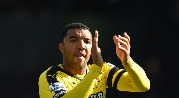 Troy Deeney wants Watford to finish the Premier League season on a high