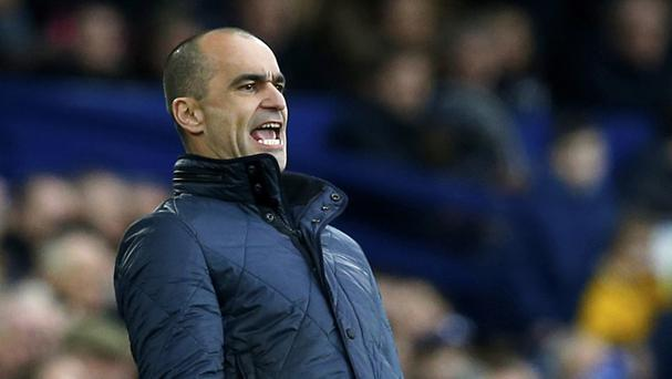 Roberto Martinez is set to leave his role as Everton boss